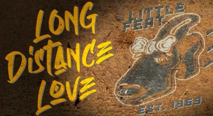 Little Feat Shares 'Long Distance Love' Video Featuring Amy Helm & Tony Leone